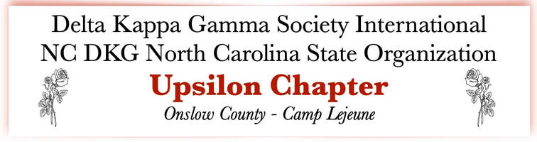 Delta Kappa Gamma Society International Upsilon Chapter